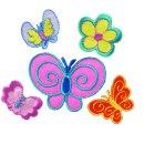 Applikation Create Schmetterlinge
