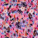 Polyesterkrepp leicht Sommerlaune