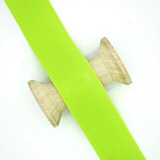 Gummiband 4 cm Sport neongelb