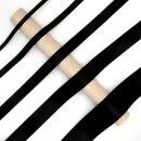 Satinband/ schwarz/ ab 6 mm
