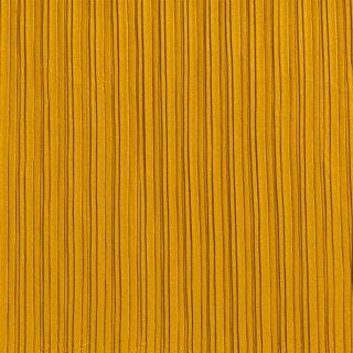 Strick plissiert ocker