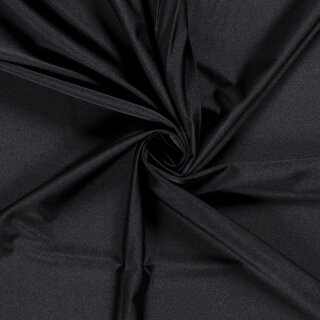 Gymnastikstoff schwarz