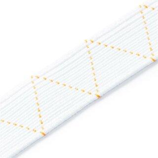 Breit-Elastic/ weiß/ 20 mm