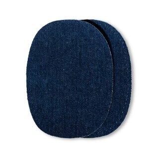 Patches Jeans/ dunkelblau