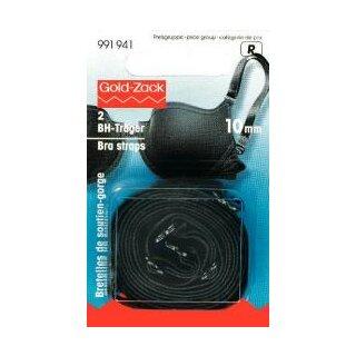 BH-Träger/ schwarz/ 10 mm