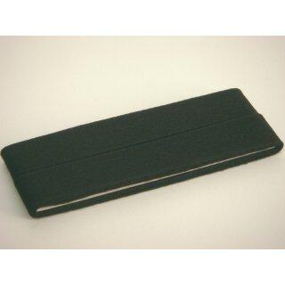 Nahtband/ 20 mm/ schwarz