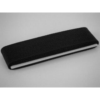 Nahtband/ 30 mm/ schwarz