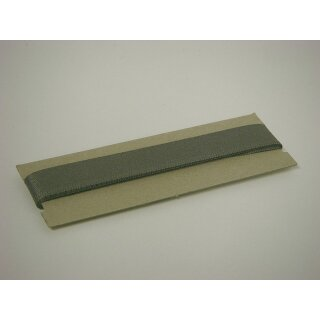 Hosenschonerband/ 17 mm/ dunkelgrau