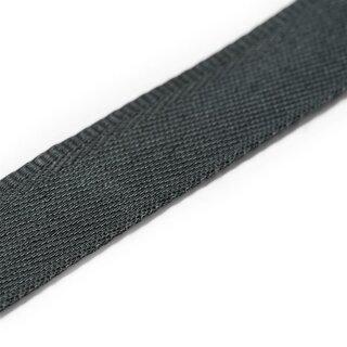 Hosenschonerband/ 17 mm/ schwarz