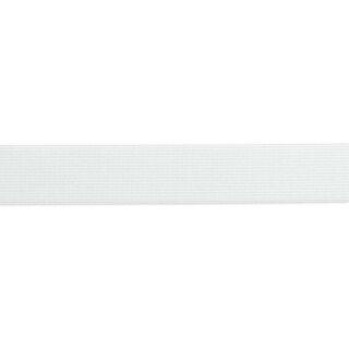 Elastic-Band/ 30 mm/ weiß