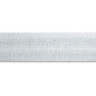 Elastic-Band/ weich/ 40 mm/ weiß